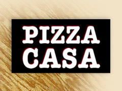 Pizza Casa Logo