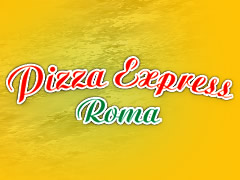 Pizza Express Roma Logo
