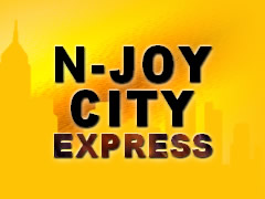 Pizzeria N-joy City Express Logo