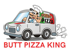 The Pizza King Logo