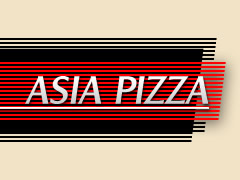 Asia Pizza Logo