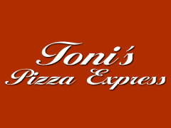 Toni's Pizza Express Logo