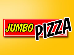Jumbo Pizza Logo