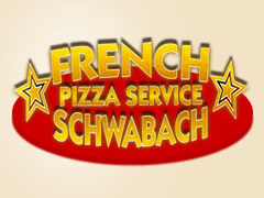 FRENCH Pizza Service Schwabach Logo