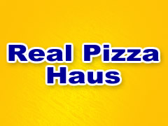 Real Pizza Haus Logo