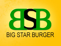 Big Star Burger Logo