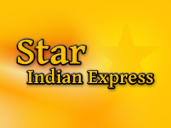 Star Indian Express Logo