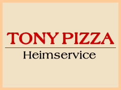 Tony Pizza Heimservice Logo