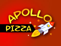 Apollo Pizza Logo
