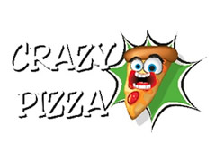 Crazy Pizza Logo